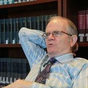 Pro Publican perustaja ja hallituksen puheenjohtaja Paul Steiger