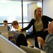 Texas Tribunen editor Emily Ramshaw.