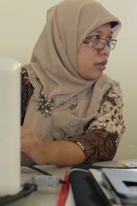 Alimatul Qibtiyah on opiskellut sukupuolentutkimusta myös Yhdysvalloissa.