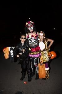 Halloween 2015 Jose, Yesenia ja Yulissa
