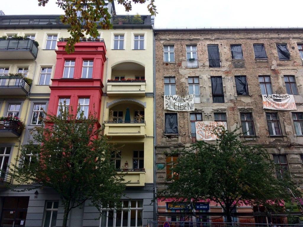 Berliini on umpitukossa