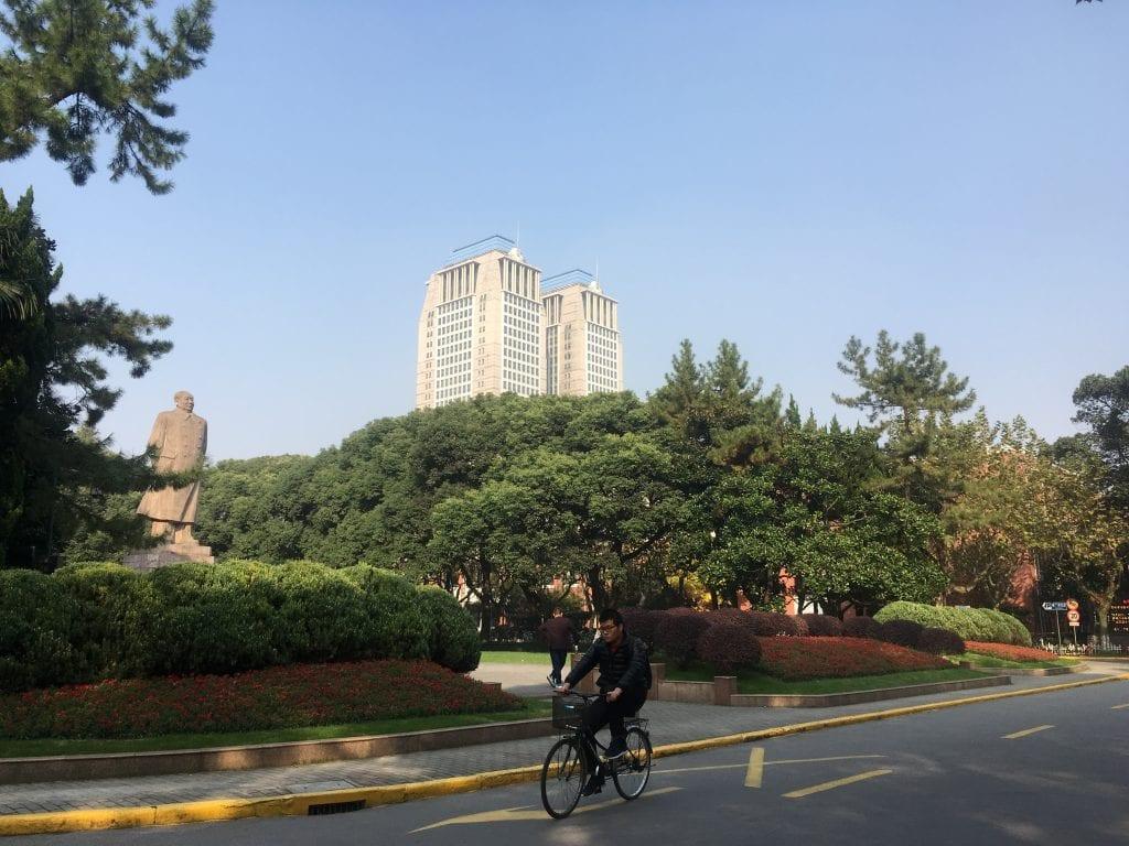 Kiinalaisessa yliopistossa Trump ei ollut järkytys