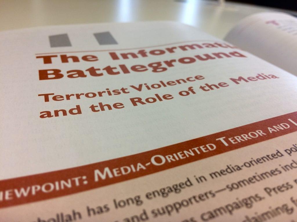 Kymmenen teesiä terrorismista, mediasta ja Euroopan tulevista haasteista