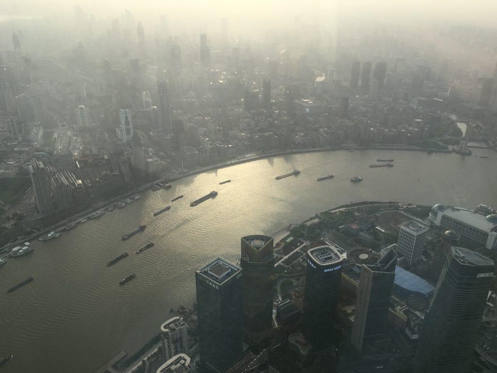 Älä sekoita Kiinaa kiinalaisiin ja muita Shanghai-oppeja