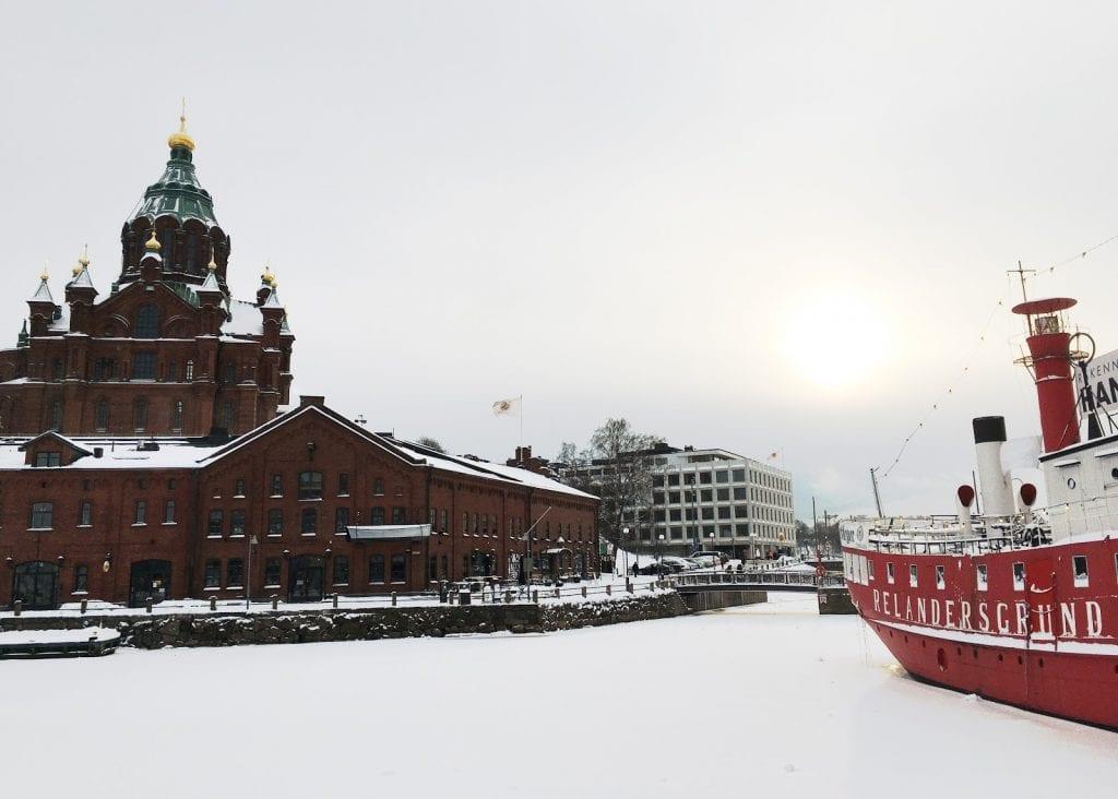 Visiitti Suomessa ja Suomi maailmalla