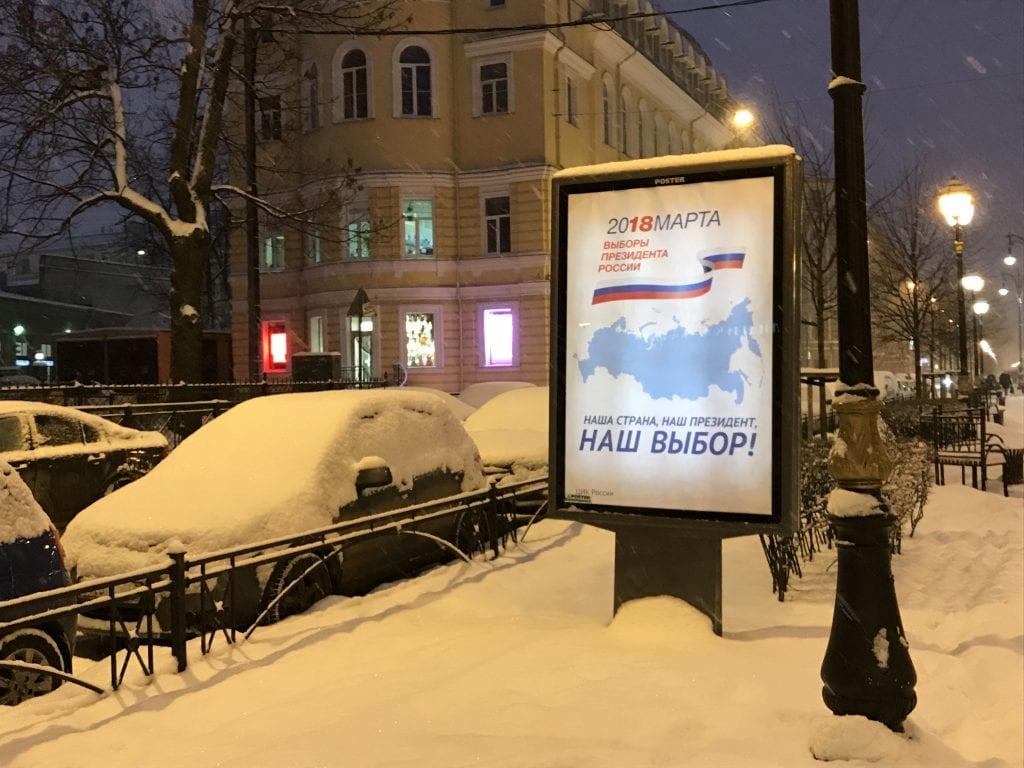 Vaalit autoritaariseen tapaan – mitä tutkimus kertoo vaaleista Venäjällä?