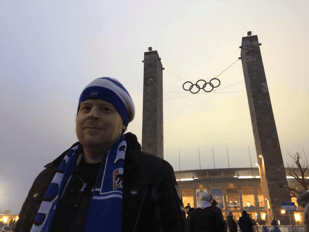 Herthaa ja MM-kisoja – jalkapalloa kesät talvet
