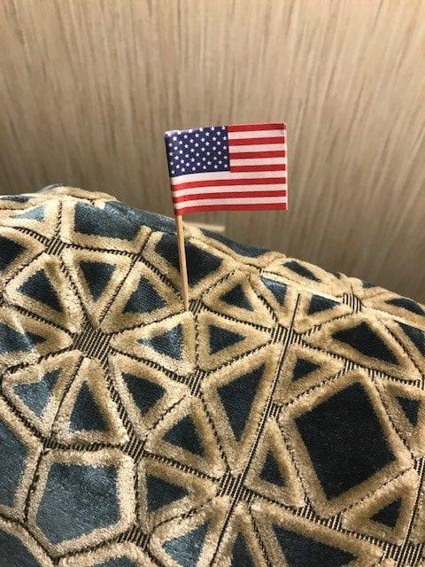 Yhdeksän viikon ihmiskoe Yhdysvalloissa