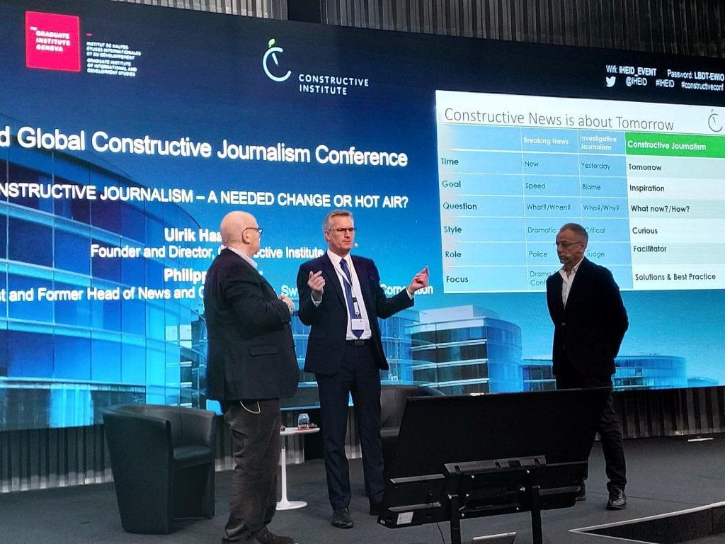 Kansainvälisiä onnistumisia ja inspiraatiota journalismin uusiin avauksiin