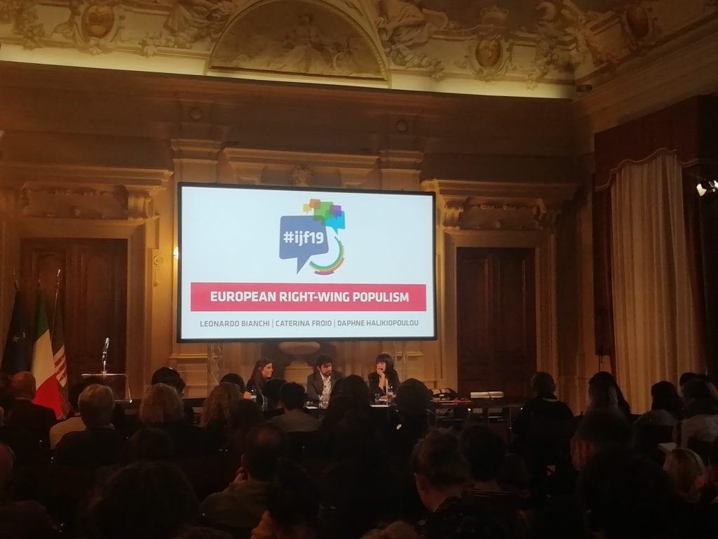 Perugian kansainvälinen journalismifestivaali – kannattava keikka!