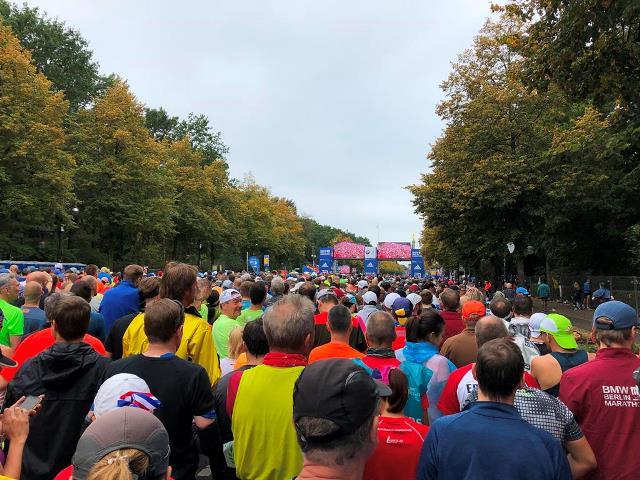 Berliinin maraton takana – toisenlainen kestävyystesti käynnissä yliopistolla