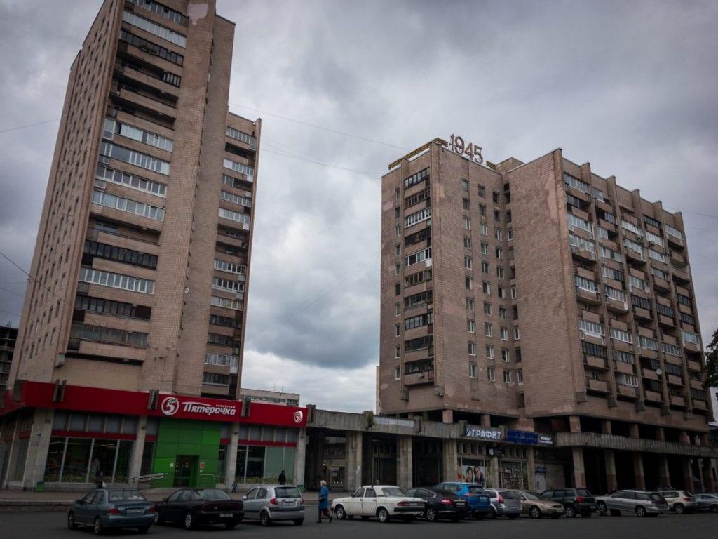 Mistä venäläisessä yliopistossa saa puhua?