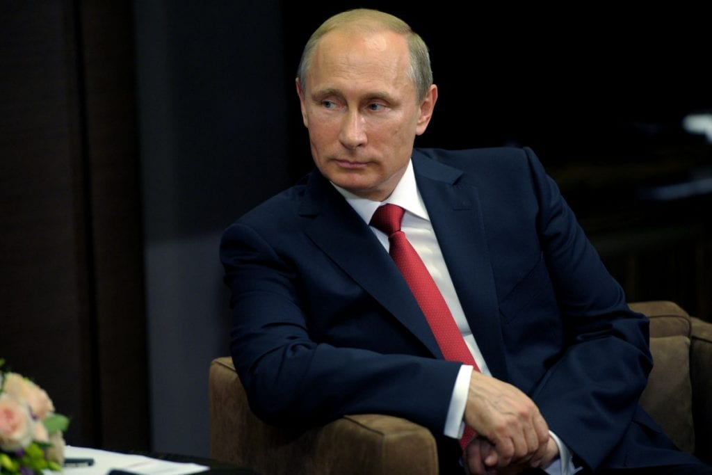 Venäjän vallanvaihto-ongelma alkaa näkyä