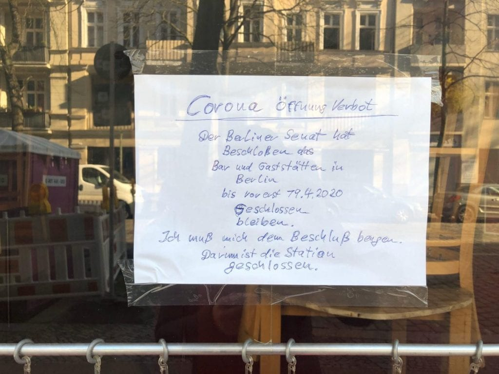 Olutmerkit ja maisemat vaihtuvat, kun matkustaa ympäri Saksaa – mutta niin vaihtuvat sekaisin olevan politiikan voimasuhteetkin