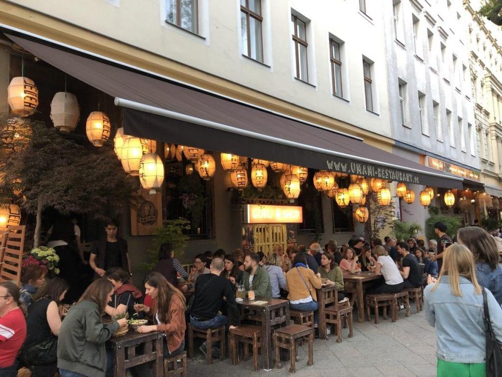 Ravintolavinkkejä Berliiniin – näihin paikkoihin kannattaa koronakurimuksen jälkeen suunnata syömään