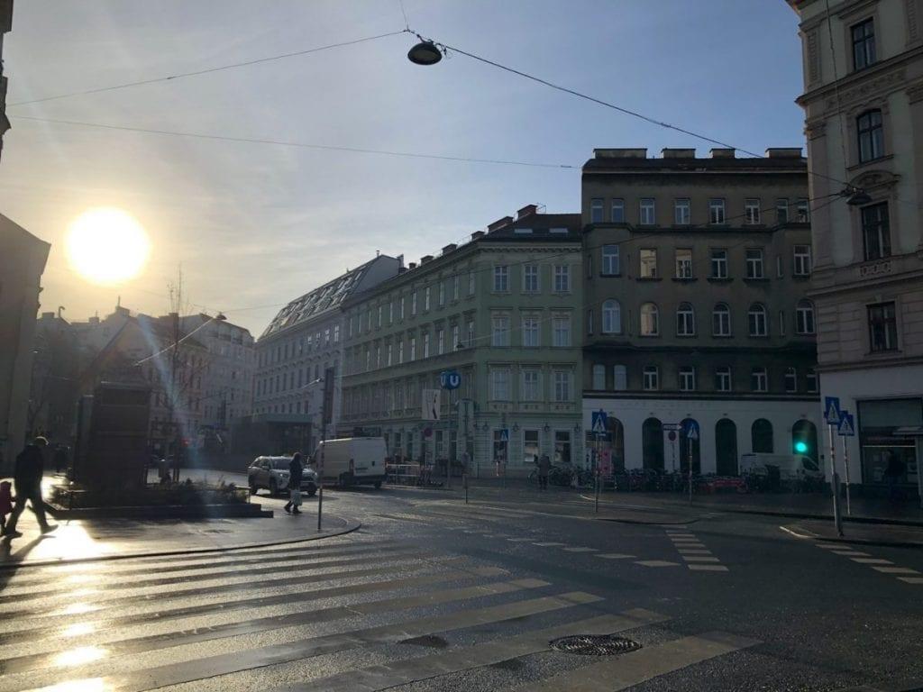 Kulttuurikaupunki ilman kulttuuria ja muita mietteitä suljetusta Wienistä