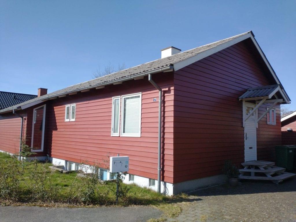 Finnebyen – pieni pala Suomea