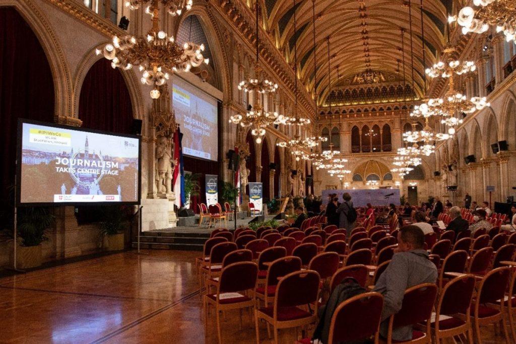 IPI:n maailmankongressiin osallistuminen oli unohtumaton kokemus